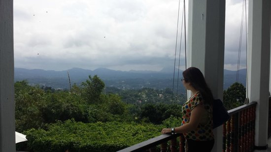 Amaya Hills Kandy: View from the top