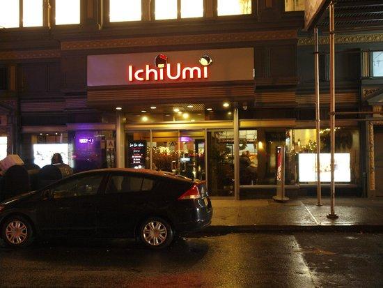 Ichiumi: вход