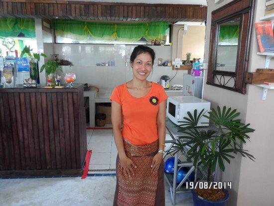 Oasis Hakuna Matata: Friendly Staff