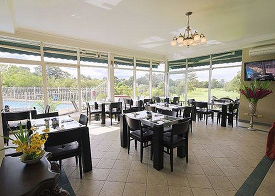 Comfort Inn West Ryde: Restaurant