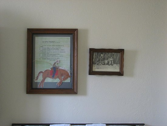 Silver Saddle Motel : Rules for Lil Buckeroos