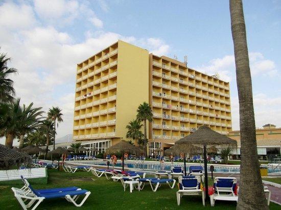 Tryp Guadalmar: hotel