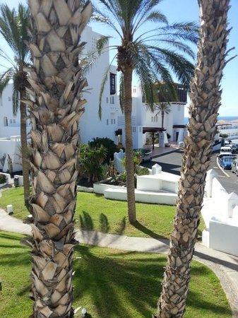 Club Jandia Princess Hotel : Hotelanlage