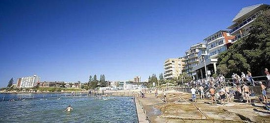 Rydges Cronulla: Cronulla Esplanade Ocean Baths
