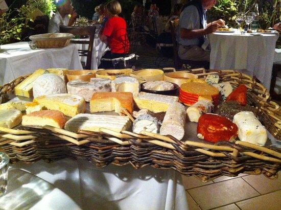 Moulin de la Camandoule: Le paradis du fromage!