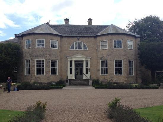 Washingborough Hall Country House Hotel: Hotel entrance