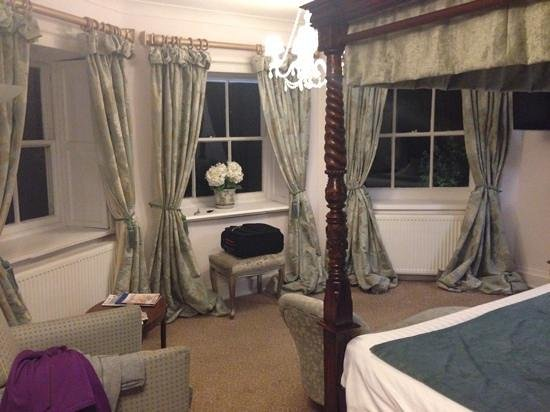 Washingborough Hall Country House Hotel: Room 20! :)