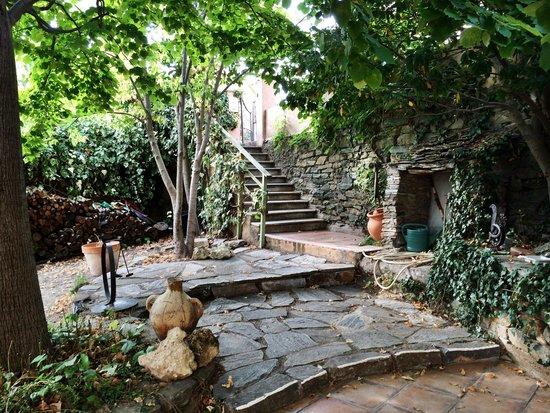 A Casella: Jardin