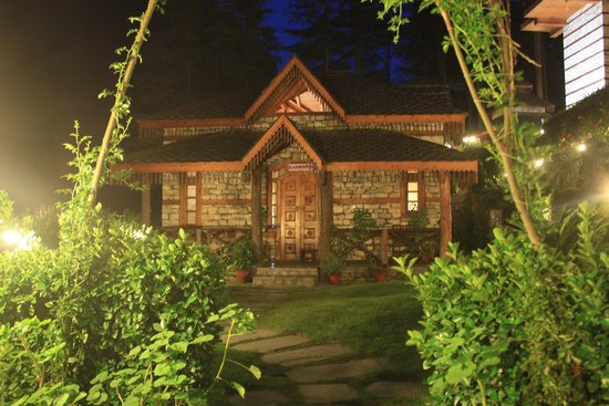 Kasol, Inde : Our cottage - Kinnaur