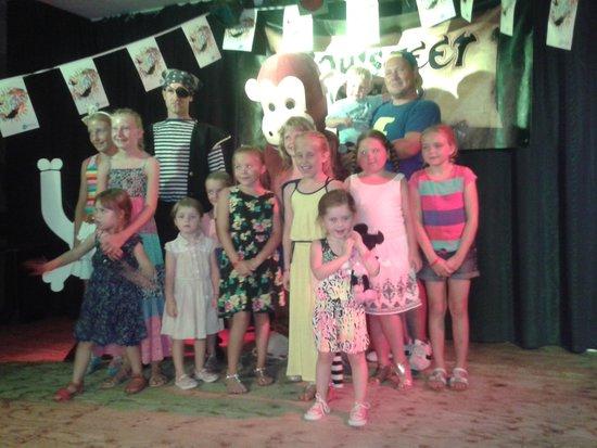 Globales Palmanova: kids entertainment