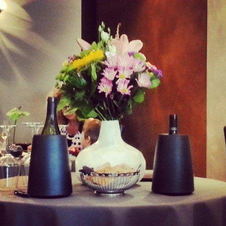 Aromatique Restaurant : Décoration