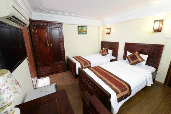 Little Hanoi Hostel 2 : Private twin room