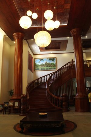 Borei Angkor Resort & Spa: Lobby