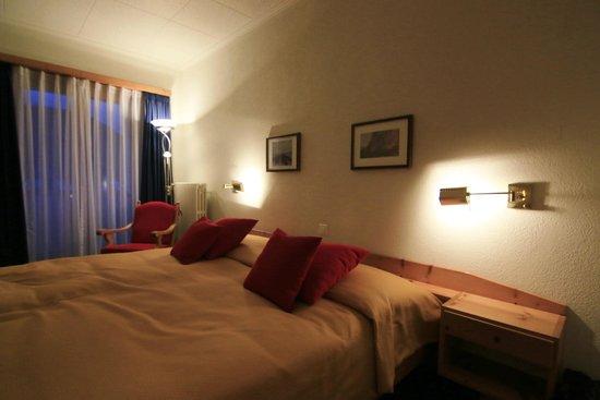 Hotel Laudinella: 清潔でモダンなインテリア
