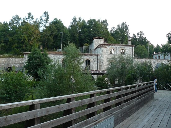 Hotel Ristorante Mulino Iannarelli: esterno