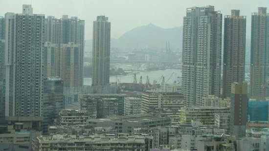 Cordis, Hong Kong: as seen from room