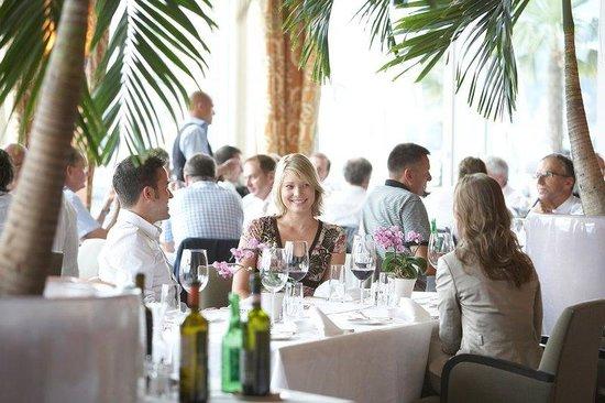 Art Deco Hotel Montana Luzern : Scala Restaurant