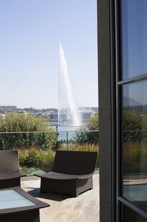 Hotel Beau-Rivage Geneva: Suite Sissi