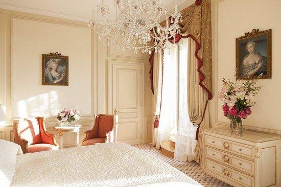 Beau-Rivage Genève : Suite Sissi