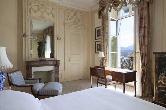 Beau-Rivage Genève : Suite Wagner