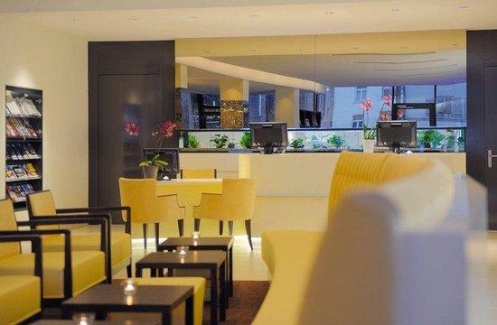 Radisson Blu Hotel, St. Gallen: Lobby