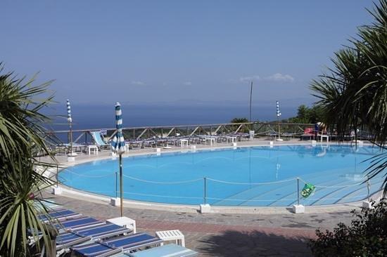 Hotel Villa Ceselle: la piscina Gelsomina