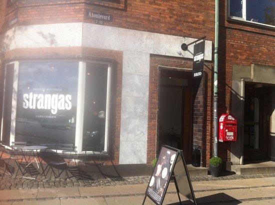 Strangas Dessert Boutique Copenhagen: Con encanto y calidad