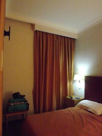 Hotel Galatea: VENTANA