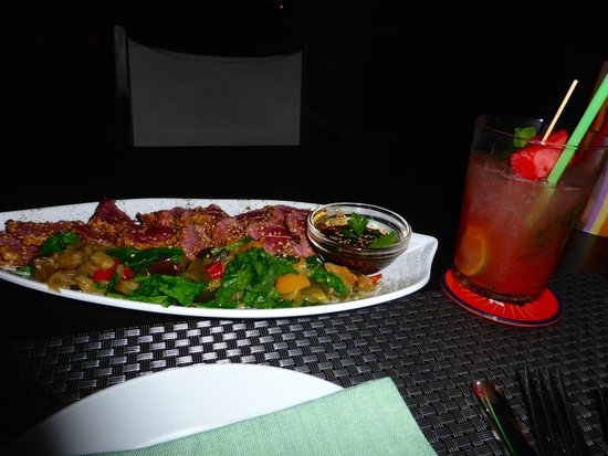Palapa Restaurant & Bar: food as it should be, generous and tasty
