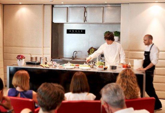Hotel Cram: Cooking Demonstration