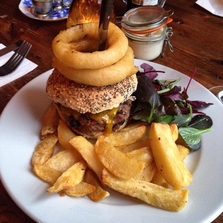 The Parlour: Burger!