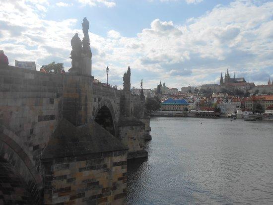 Puente de Carlos: bellissimo