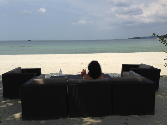 Angsana Bintan : Lounges at the Grill