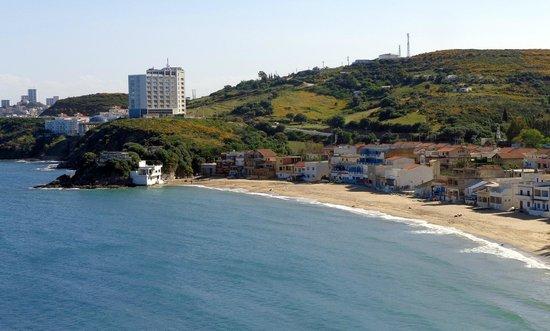 Hotel Sabri : plage