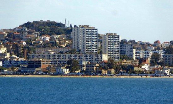 Hotel Sabri: ville