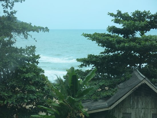 TOP Resort: view from the balcony