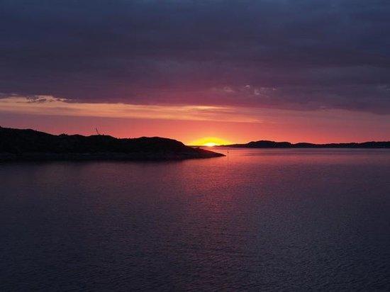 Hellsten Helsinki Senate: Northern Sunset
