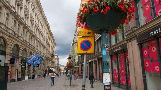 Hellsten Helsinki Senate: Shopping St