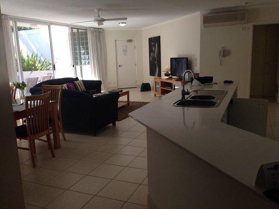 Noosa Tropicana: 2 bedroom apartment - number 7