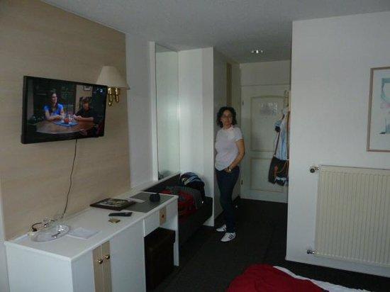 Hotel Mozart: Pokój hotelowy