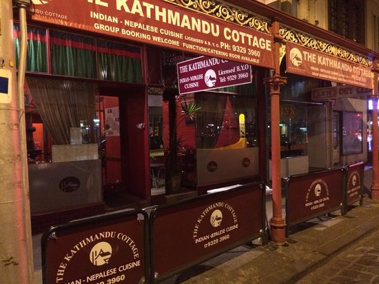 Kathmandu Kitchen in West Melbourne - Picture of The Kathmandu ...