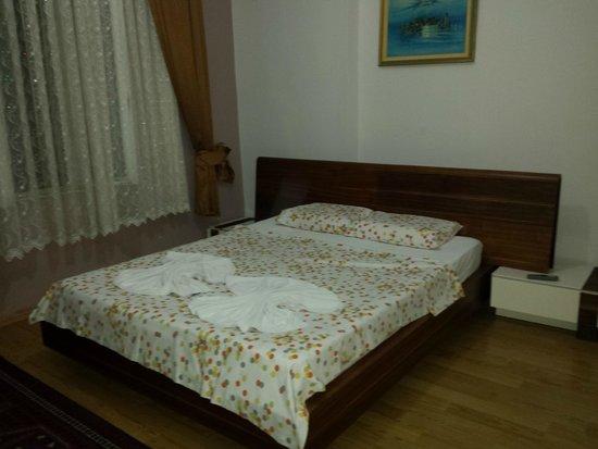 Subrosa Hotel Istanbul : cama