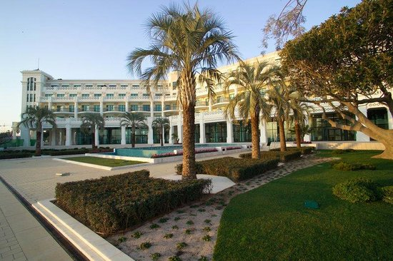Hotel Las Arenas Balneario Resort: Exterior View