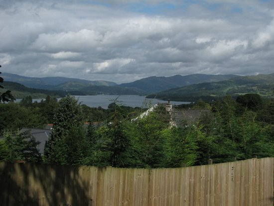 Dome House: View of Lake Windermere