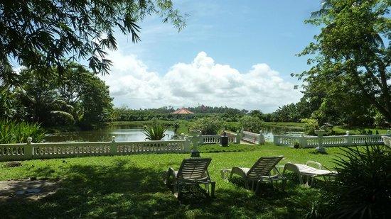 Ayubowan Swiss Lanka Bungalow Resort : Ayubowan Garden & Bird Waching Area