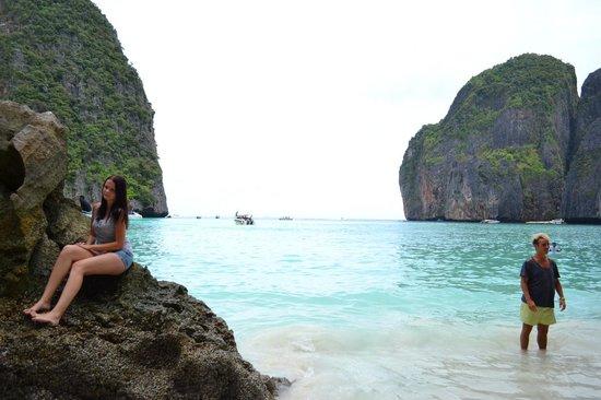 Zeavola Resort : Beautiful Maya Beach