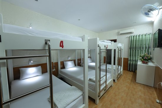 Little Hanoi Hostel: Dorm room