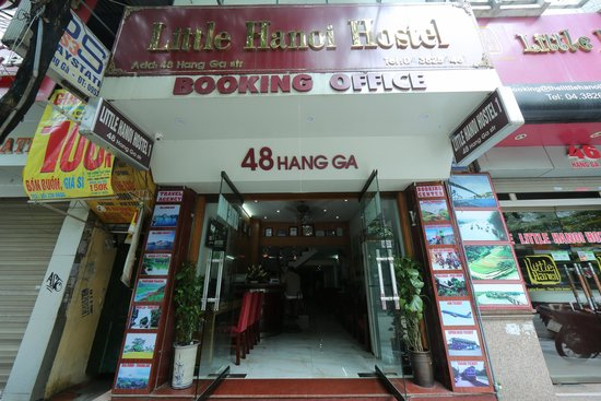 Little Hanoi Hostel 1