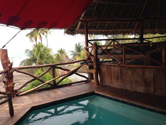 Sunrisr - Picture of Baby Bush Lodge Zanzibar - Kiwengwa ...