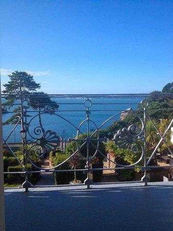 The Osborne Hotel: Balcony view